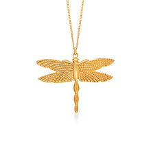 Dragon Fly Large Gold