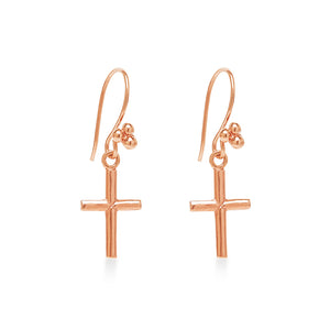 Cross Rose Gold