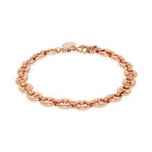 Coffee Bean Bracelet Medium Gold