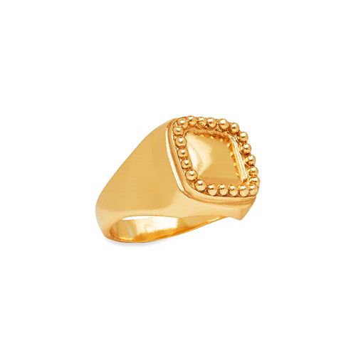 The Jawan Ring Gold