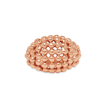 Oma Ball Ring Rose Gold