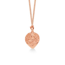 Hart Amulet Rose Gold