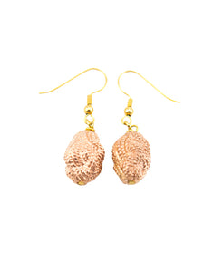 Nautical Knot Earring Rose Gold