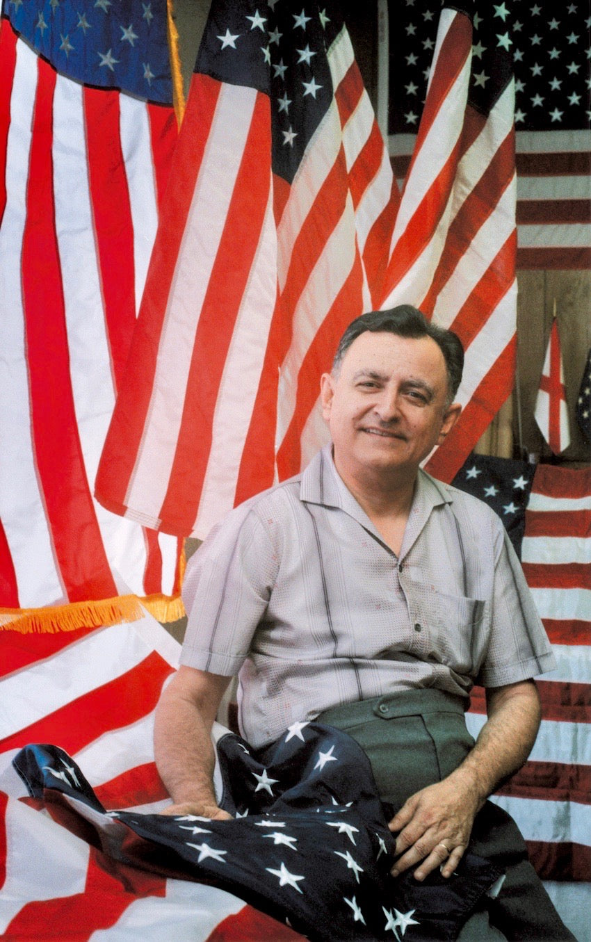 Art Zakharian, Liberty Flags, founder of LIBERTY FLAGS