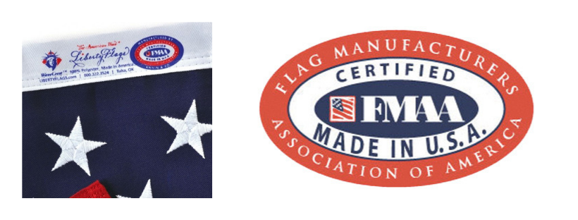 Made in America FMAA Certification Seal