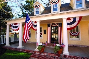 American Flag Home Set