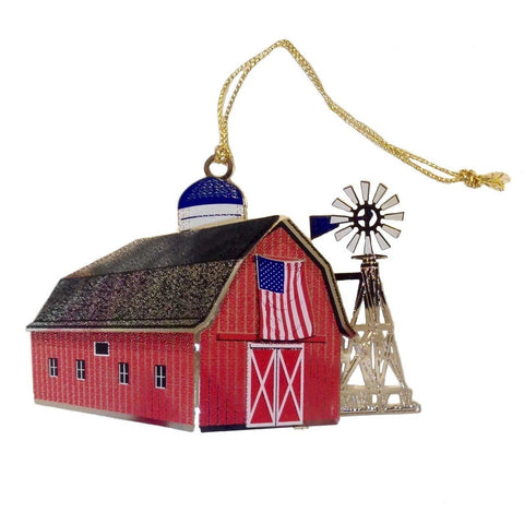 Barn Ornament