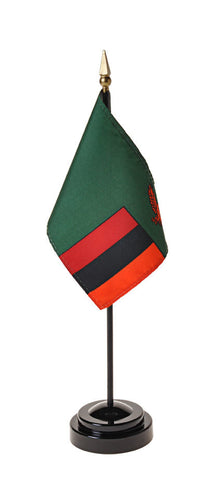 Zambia Small Flags