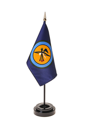 Historic Choctaw Small Flags