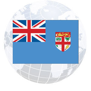 Fiji Outdoor Flags