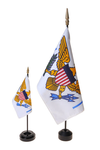 U.S. Virgin Islands Small Flags