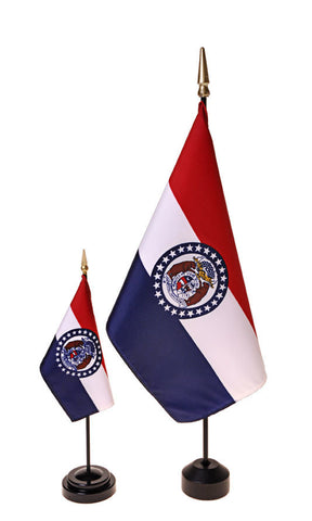 Missouri Small Flags