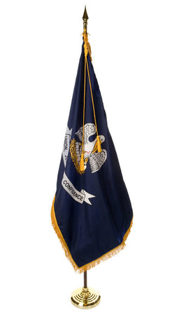 Louisiana Ceremonial Flags and Sets