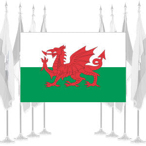 Wales Ceremonial Flags