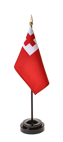 Tonga Small Flags