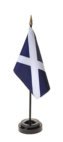 St. Andrews Cross Small Flags