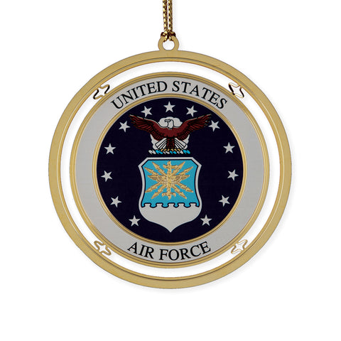 Air Force Seal Ornament