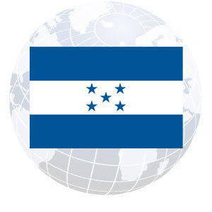 Honduras Outdoor Flags