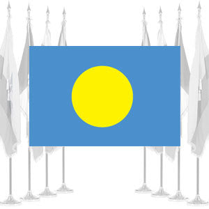 Palau Ceremonial Flags
