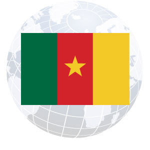 Cameroon Outdoor Flags
