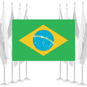 Brazil Ceremonial Flags