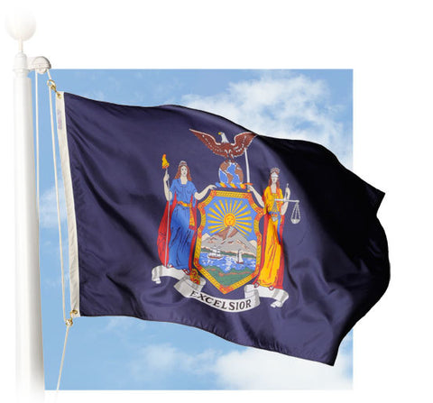 New York Outdoor Flags