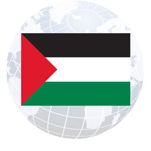 Palestine Outdoor Flags