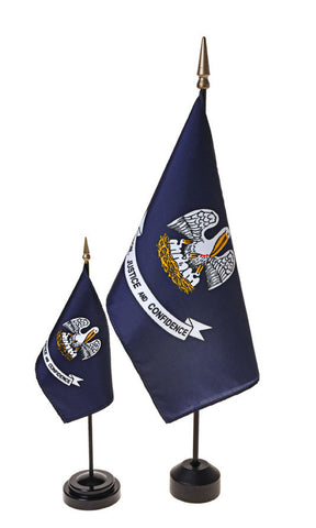 Louisiana Small Flags
