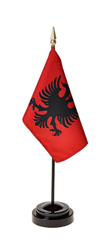 Albania Small Flags