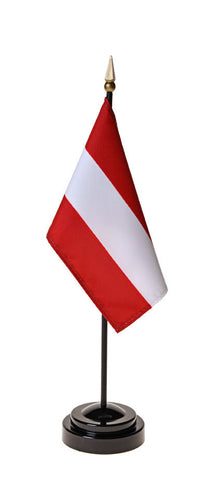 Austria Small Flags