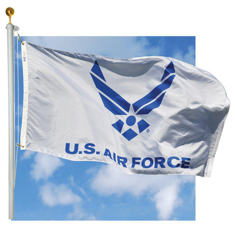 Air Force Wings Outdoor Flags