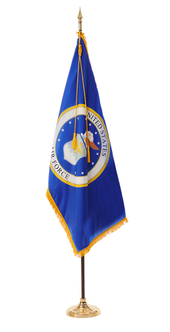 Air Force Ceremonial Flags and Sets