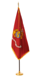 Marine Corps Ceremonial Flags and Sets