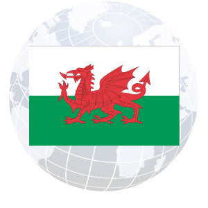 Wales Outdoor Flags