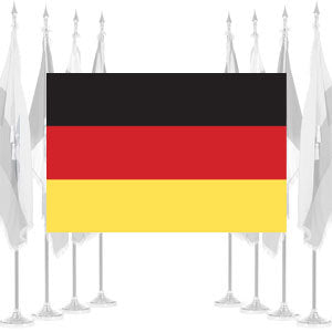 Germany Ceremonial Flags