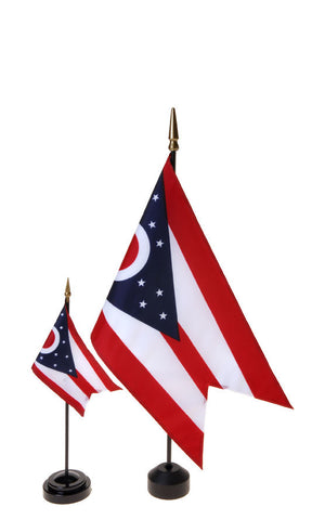 Ohio Small Flags