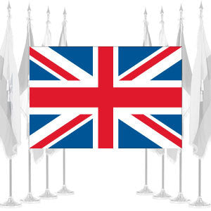 United Kingdom Ceremonial Flags