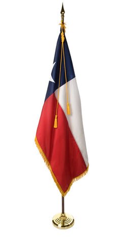 Texas Ceremonial Flags and Sets