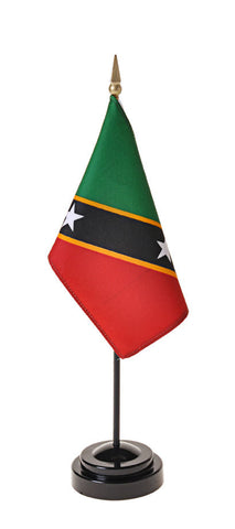St. Kitts-Nevis Small Flags