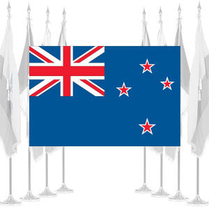 New Zealand Ceremonial Flags