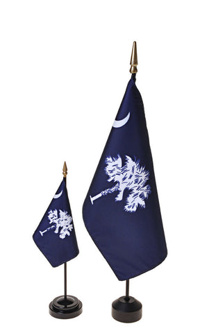 South Carolina Small Flags