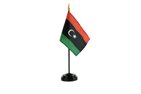 Libya Small Flags
