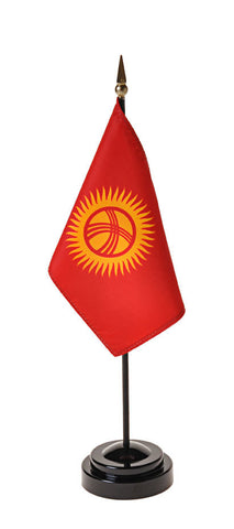 Kyrgyzstan Small Flags