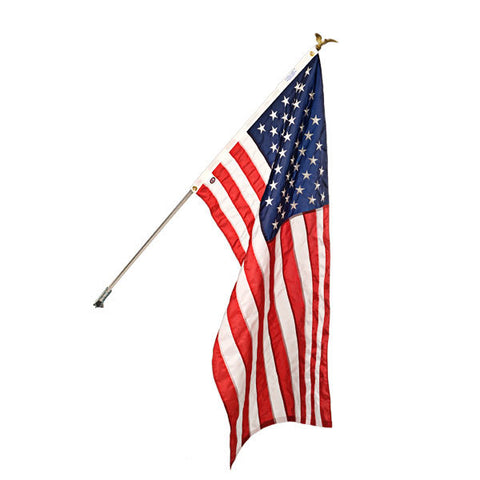 Residential LIBERTY American Flag Set