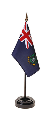 British Virgin Islands Small Flags