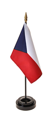 Czech Republic Small Flags