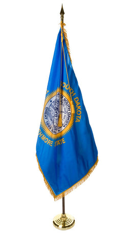 South Dakota Ceremonial Flags and Sets
