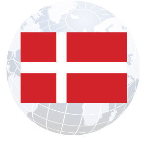 Denmark Outdoor Flags