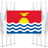 Kiribati Ceremonial Flags