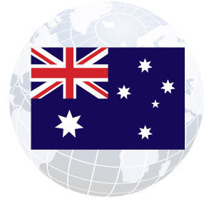 Australia Outdoor Flags